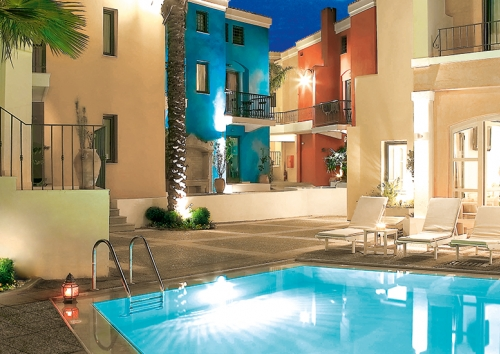 Grecotel Plaza Spa Apartments